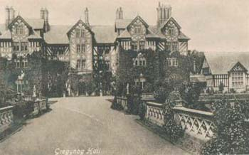 Photograph of Gregynog
