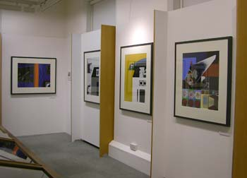 Exhibition of pictures by Ken Elias.