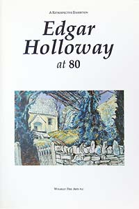 Catalogue to the exhibition Edgar Holloway at 80
